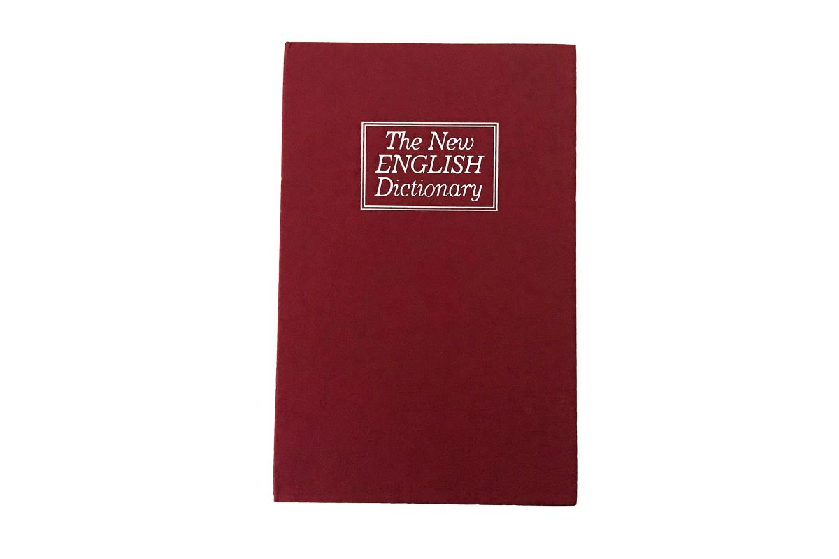Könyv széf English Dictionary